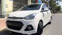 Cần bán gấp Hyundai Grand i10 năm sản xuất 2017, màu trắng, nhập khẩu nguyên chiếc