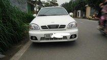 Cần bán Daewoo Lanos sản xuất 2003, màu trắng, xe nhập