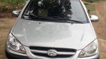 Bán Hyundai Getz sản xuất 2008, màu bạc, nhập khẩu nguyên chiếc