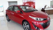 Bán Toyota Yaris 1.5G bản 2019 nhập Thái, tặng tiền mặt + Phụ kiện