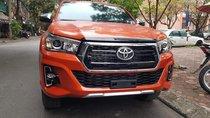 Toyota Hilux bán tải 2019 nhập khẩu Thái, khuyến mãi giảm tiền mặt + Phụ kiện, đủ màu, giao ngay. Liên hệ 0919970001