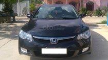 Gia đình cần bán xe Honda Civic đời 2008, bản 1.8L, số tự động màu đen