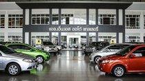 Toyota Vios cũ sẽ được chuyển đổi thành xe điện