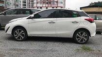 Bán xe Toyota Yaris 1.5G 2019, màu trắng, nhập khẩu, giá tốt