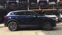 Bán xe Mazda CX 5 2.0 AT năm sản xuất 2018, màu xanh lam giá cạnh tranh