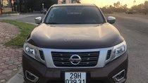 Bán Nissan Navara E đời 2017, màu nâu, nhập khẩu