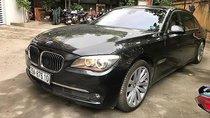 Cần bán lại xe BMW 7 Series 740Li sản xuất 2010, màu xám, nhập khẩu chính chủ