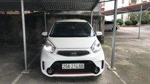 Cần bán xe Kia Morning SI đời 2017, màu trắng như mới