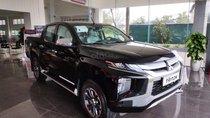 Bán xe bán tải Triton Mitsubishi 2019, tại Quảng Trị, màu đen, nhập khẩu, giá 730,5tr, hỗ trợ vay 80%