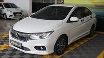 Bán ô tô Honda City CVT 2018, màu trắng