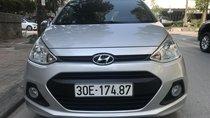 Cần bán xe Hyundai i10 đời 2016 màu bạc, 315 triệu, xe nhập