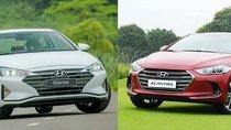 Những điểm khác biệt trên Hyundai Elantra 2019 so với phiên bản cũ