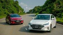 Thông số kỹ thuật chi tiết xe Hyundai Elantra 2019 vừa ra mắt Việt Nam