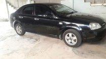Bán xe Daewoo Lacetti đời 2008, màu đen