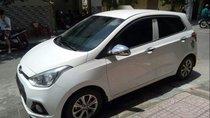 Bán xe Hyundai Grand i10 năm 2016, màu trắng, nhập khẩu ít sử dụng