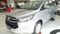 Bán xe Toyota Innova E sản xuất năm 2018, màu bạc