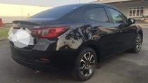 Cần bán gấp Mazda 2 đời 2016, màu đen