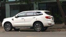 Bán Ford Everest Titanium 4x2 đời 2018, màu trắng, nhập khẩu