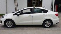 Bán Kia Rio năm sản xuất 2017, màu trắng chính chủ, giá 465tr