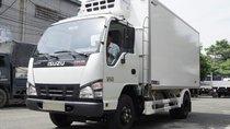 Bán xe tải Isuzu 1.9 tấn thùng đông lạnh 4m3 đời 2019