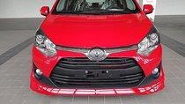 Cần bán xe Toyota Wigo 1.2G AT đời 2019, màu đỏ, nhập khẩu