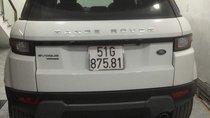 Bán LandRover Evoque đăng ký 2017, màu trắng xe nhập