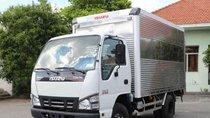 Bán gấp xe tải isuzu 2T4 thùng kín 3m6 đời 2019