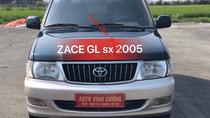 Cần bán Toyota Zace 1.8GL đời 2005, xanh dưa