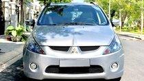 Bán xe Mitsubishi Grandis đời 2009, màu bạc, 419tr xe rất đẹp