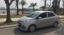 Cần bán gấp Hyundai Grand i10 năm sản xuất 2016, màu bạc, nhập khẩu
