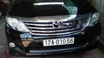 Bán ô tô Toyota Fortuner 2014, màu đen, nhập khẩu nguyên chiếc còn mới, 888tr