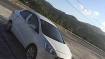 Bán Hyundai Grand i10 năm sản xuất 2018, màu trắng giá cạnh tranh