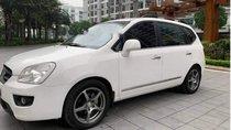 Cần bán Kia Carens 2.0 AT đời 2010, màu trắng xe gia đình, giá tốt
