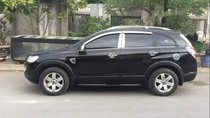 Bán ô tô Chevrolet Captiva sản xuất năm 2009, màu đen số tự động