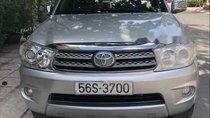 Cần bán Toyota Fortuner 2.7AT sản xuất 2010, màu bạc còn mới