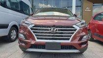 Bán Hyundai Tucson 1.6 Turbo đời 2019, màu đỏ
