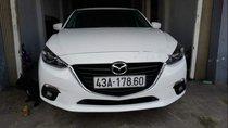 Cần bán gấp Mazda 3 2015, màu trắng, 545tr