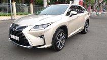 Lexus RX 350 model 2016, màu kem, nhập khẩu chính hãng, xe nhà ít sử dụng còn mới toanh, 3 tỷ 520 triệu