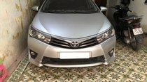 Bán Toyota Altis 2.0V màu bạc sản xuất 2014, model 2015, biển Hà Nội