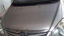 Bán lại xe Toyota Innova sản xuất năm 2009, màu bạc giá cạnh tranh
