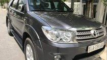 Cần bán gấp Toyota Fortuner sản xuất năm 2011, màu xám, đẹp không lỗi nhỏ