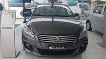 Bán Suzuki Ciaz 2018 nhập khẩu nguyên chiếc Thái Lan với 5 màu: Đen, trắng, xám, bạc, nâu