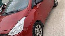 Bán Hyundai Grand i10 đời 2015, màu đỏ, nhập khẩu, bản đủ