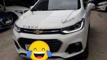 Cần bán lại xe Chevrolet Trax sản xuất 2018, màu trắng, xe đẹp