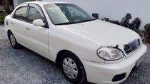 Cần bán gấp Daewoo Lanos đời 2001, màu trắng chính chủ