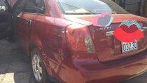 Cần bán xe Daewoo Lacetti EX MT đời 2006, màu đỏ, nhập khẩu nguyên chiếc, keo chỉ nguyên zin