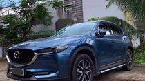 Bán Mazda CX 5 đời 2018, màu xanh lam xe gia đình, giá tốt