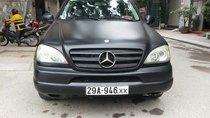 Đi nước ngoài cần bán gấp Mercedes ML-320