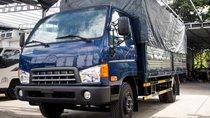 Bán xe tải Hyundai 6T9 thùng mui bạt Mighty HD700, thùng dài 5m, giao xe