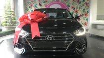 Bán Hyundai Accent AT full đen giao ngay, nhận xe chỉ với 150tr, lãi suất vay cực ưu đãi. LH: 0903175312